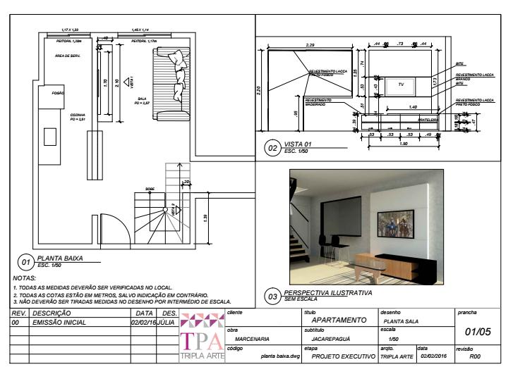 decoracao de interiores academias:Tripla Arte – Arquitetura, Construção & Decoração – Tripla Arte